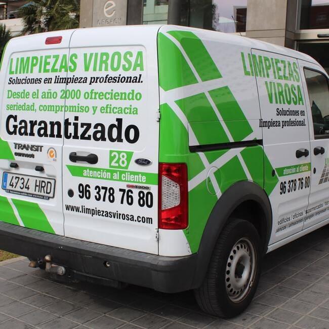 Empresa limpiezas Alicante