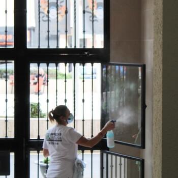 Medidas anti Covid limpiezas Alicante