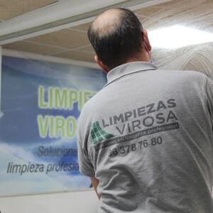 Presupuesto de limpiezas en Valencia